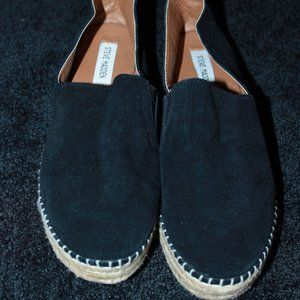 Black Espadrille Shoes